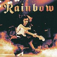 Přední strana obalu CD The Best Of Rainbow