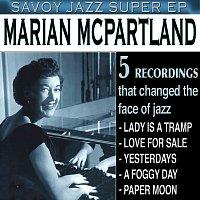 Marian McPartland – Savoy Jazz Super EP: Marian McPartland