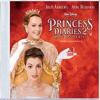Přední strana obalu CD The Princess Diaries 2: Royal Engagement