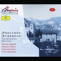 Různí interpreti – Chopin: Preludes; Scherzos; Impromptus;  Rondos