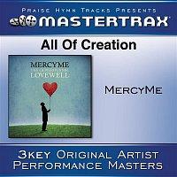 MercyMe – All Of Creation [Performance Tracks]