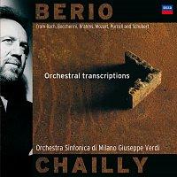 Riccardo Chailly, Fausto Ghiazza, Orchestra Sinfonica di Milano Giuseppe Verdi – Luciano Berio / Trascrizioni orchestrali