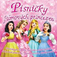 Přední strana obalu CD Písničky filmových princezen