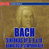 Různí interpreti – Johann Christian Bach: Sinfonias Op. 6, 9 & 18