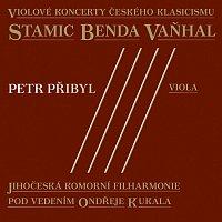 Petr Přibyl, Jihočeská komorní filharmonie, Ondřej Kukal – Violové koncerty českého klasicismu