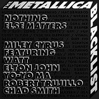 Miley Cyrus, WATT, Elton John, Yo-Yo Ma, Robert Trujillo, Chad Smith – Nothing Else Matters