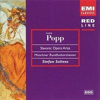 Lucia Popp, Stefan Soltesz, Munchner Rundfunkorchester – Lucia Popp sings Slavonic Opera Arias