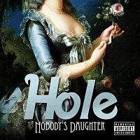 Přední strana obalu CD Nobody's Daughter