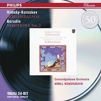 Herman Krebbers, Kyril Kondrashin, Royal Concertgebouw Orchestra – Rimsky-Korsakov: Scheherazade / Borodin: Symphony No.2