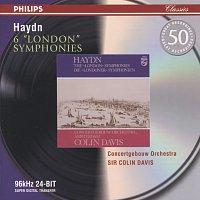 "Royal Concertgebouw Orchestra, Sir Colin Davis – Haydn: 6 ""London"" Symphonies"