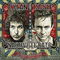 Přední strana obalu CD Dylan, Cash, and the Nashville Cats: A New Music City