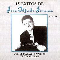 José Alfredo Jiménez – 15 Exitos Vol.II