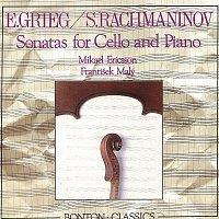 Mikael Ericsson, František Malý – Grieg, Rachmaninov: Sonáty pro violoncello a klavír