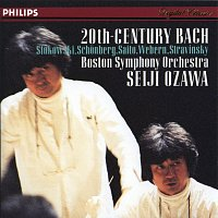 Tanglewood Festival Chorus, Boston Symphony Orchestra, Seiji Ozawa – Bach, J.S.: Transcriptions by Stokowski/Schoenberg/Stravinsky/Webern