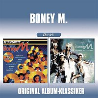 Boney M. – Boney M. - 2 in 1 (In The Mix/The Best 12inch Versions)