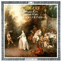 Christopher Hogwood, Amadeus Winds – Mozart: Serenades K.375 & 388