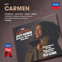 Jessye Norman, Neil Shicoff, Simon Estes, Mirella Freni, Choeurs de Radio France – Bizet: Carmen