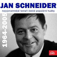 Nejvýznamnější textaři české populární hudby Jan Schneider (1964-2005)