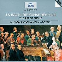 Musica Antiqua Koln, Reinhard Goebel – Bach, J.S.: Die Kunst der Fuge BWV 1080