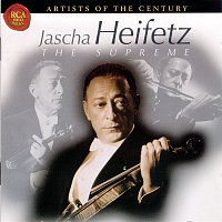 Jascha Heifetz, Osian Ellis, Sir Malcolm Sargent, Max Bruch – Artists Of The Century: Jascha Heifetz