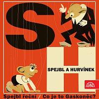 Přední strana obalu CD Spejbl řeční, Co je to Gaskoněc?