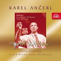 Česká filharmonie, Karel Ančerl – Ančerl Gold Edition 26. Bartók: Koncert pro orchestr, Sz 116, Koncert pro violu a orchestr Sz 120