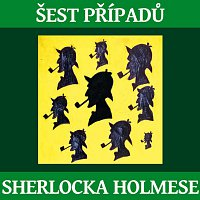 Různí interpreti – Šest případů Sherlocka Holmese (MP3-CD)