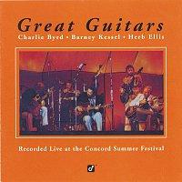 Přední strana obalu CD Great Guitars