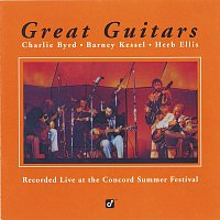 Charlie Byrd, Barney Kessel, Herb Ellis – Great Guitars