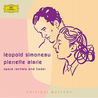 Léopold Simoneau, Pierrette Alarie – Opera recitals and lieder