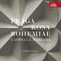 Přední strana obalu CD Praga Rosa Bohemiae - hudba renesanční Prahy