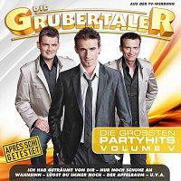 DIE GRUBERTALER – Die groszten Partyhits Vol. 5