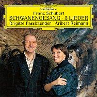 Přední strana obalu CD Schubert: Schwanengesang, D.957; 5 Lieder