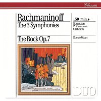 Rotterdam Philharmonic Orchestra, Edo de Waart – Rachmaninov: The Symphonies; The Rock