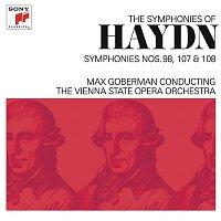 Max Goberman, Joseph Haydn, Orchester der Wiener Staatsoper – Haydn: Symphonies Nos. 98, 107 & 108