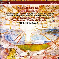 Jessye Norman, Tatiana Troyanos, James McCracken, Tanglewood Festival Chorus – Schoenberg: Gurrelieder