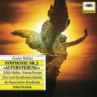 "Symphonieorchester des Bayerischen Rundfunks, Rafael Kubelík – Mahler: Symphony No.2 ""Resurrection"""