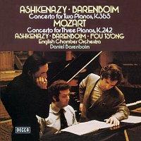 Vladimír Ashkenazy, Daniel Barenboim, Fou Ts'ong, English Chamber Orchestra – Mozart: Piano Concertos Nos. 7 & 10