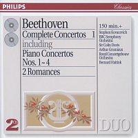 Stephen Kovacevich, BBC Symphony Orchestra, Sir Colin Davis, Arthur Grumiaux – Beethoven: Complete Concertos Vol.1 - Piano Concertos Nos.1 - 4 etc.