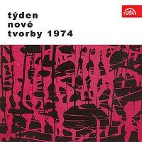 Přední strana obalu CD Týden nové tvorby 1974
