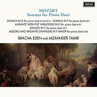 Bracha Eden, Alexander Tamir – Mozart: Sonatas for Piano Duet