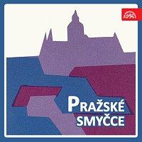 Přední strana obalu CD Pražské smyčce