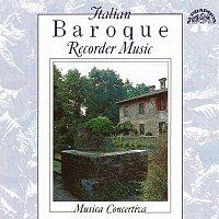 Musica Concertiva – Italská hudba pro zobcovou flétnu