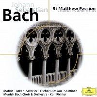 Edith Mathis, Dame Janet Baker, Peter Schreier, Dietrich Fischer-Dieskau – J.S. Bach: St. Matthew Passion, Choruses and Arias