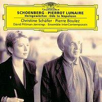 Christine Schafer, Ensemble Intercontemporain, Pierre Boulez – Schoenberg: Pierrot Lunaire; Herzgewachse; Ode to Napoleon
