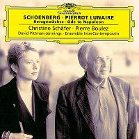 Christine Schafer, Ensemble Intercontemporain, Pierre Boulez – Schoenberg: Pierrot Lunaire; Herzgewachse; Ode to Napoleon