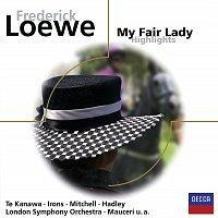 Kiri Te Kanawa, Jeremy Irons, Sir John Gielgud, Jerry Hadley, Warren Mitchell – My fair Lady (QS)