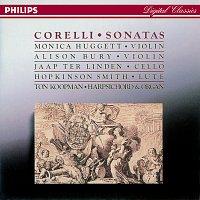 Monica Huggett, Alison Bury, Jaap Ter Linden, Hopkinson Smith, Ton Koopman – Corelli: Sonatas