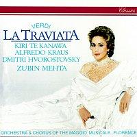 Zubin Mehta, Kiri Te Kanawa, Alfredo Kraus, Dmitri Hvorostovsky – Verdi: La traviata