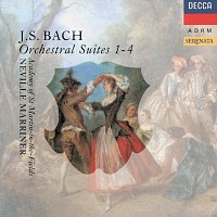 Academy of St. Martin in the Fields, Sir Neville Marriner – Bach, J.S.: Orchestral Suites 1-4